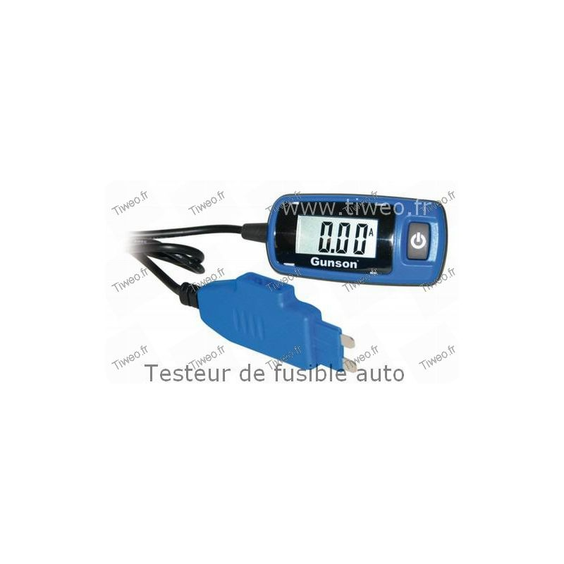 Car Fuse Box Tester : Tester fuse auto with lcd display