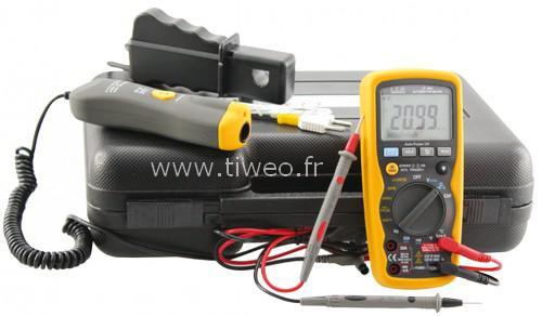 Multímetro automotivo com função tacômetro
