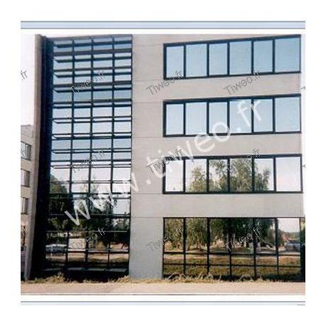 Miroir sans tain glace sans tain vitre teint fil - Film vitre teinte maison ...