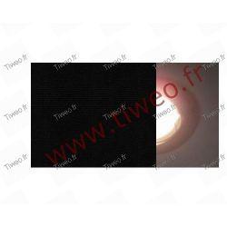 Film solaire opaque noir