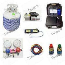 Pacote ar condicionado garagem especial ou negócios