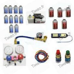 Pack, Klimaanlage N ° 2 spezielle Garage oder Geschäft