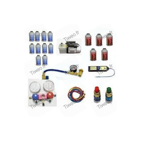 Pacote de ar condicionado N ° 2 garagem especial ou empresa