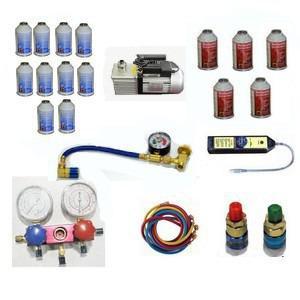Pack luftkonditionering N ° 2 särskilda garage eller företag