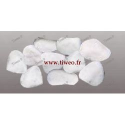Cheminée éthanol laqué blanc