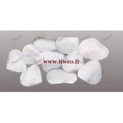 Chimenea de etanol blanco lacado