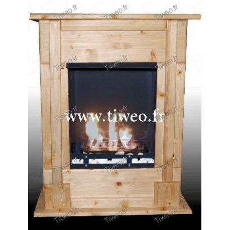 Fireplace Ethanol Pine Natural Fireplace In The Promo Fireplace Wall