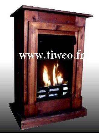 Wand Bioethanol Kamin Einbau Braun Kamin Ethanol Lieferung Komplett  Montiert (kein Bausatz) Kamin Ethanol 1267 419.90 Tiweo In_stock