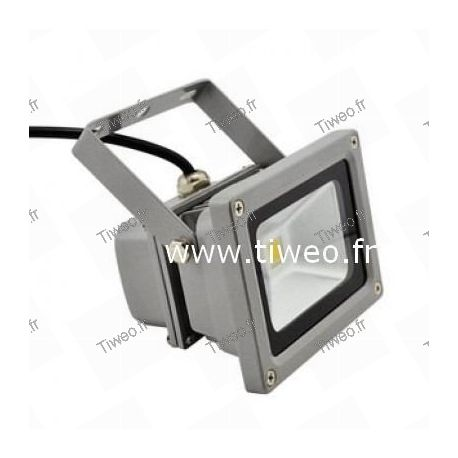 Projecteur led 10W blanc froid