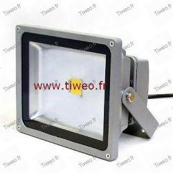 Leistungsstarkes 30W kaltweißes LED-Flutlicht
