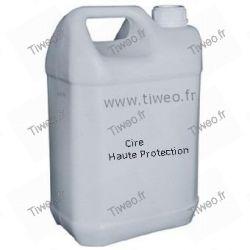 Cire de protection pour plastique et tableau de bord satiné