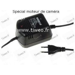 24v power supply for the motor of camera