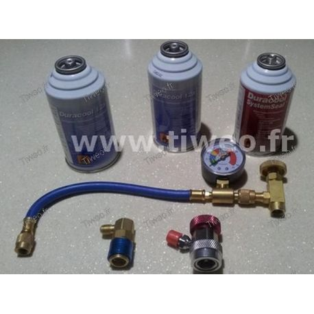 Seal Leak-Proof Air Conditioning Pack for Automotive