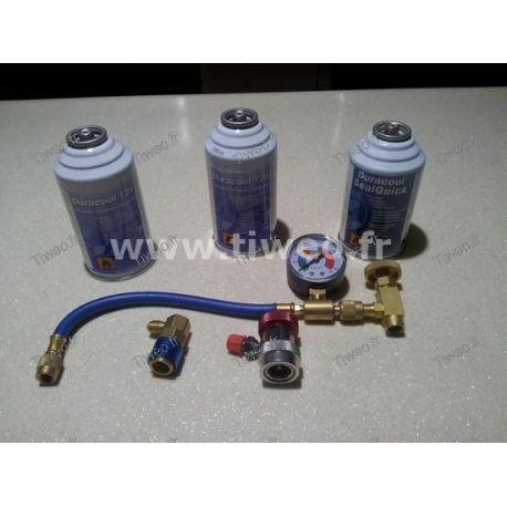 Pacchetto aria condizionata con anti-perdite per Automotive (tutti i veicoli)