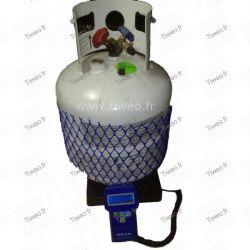 Escala electrónica 80 kg especial aire acondicionado