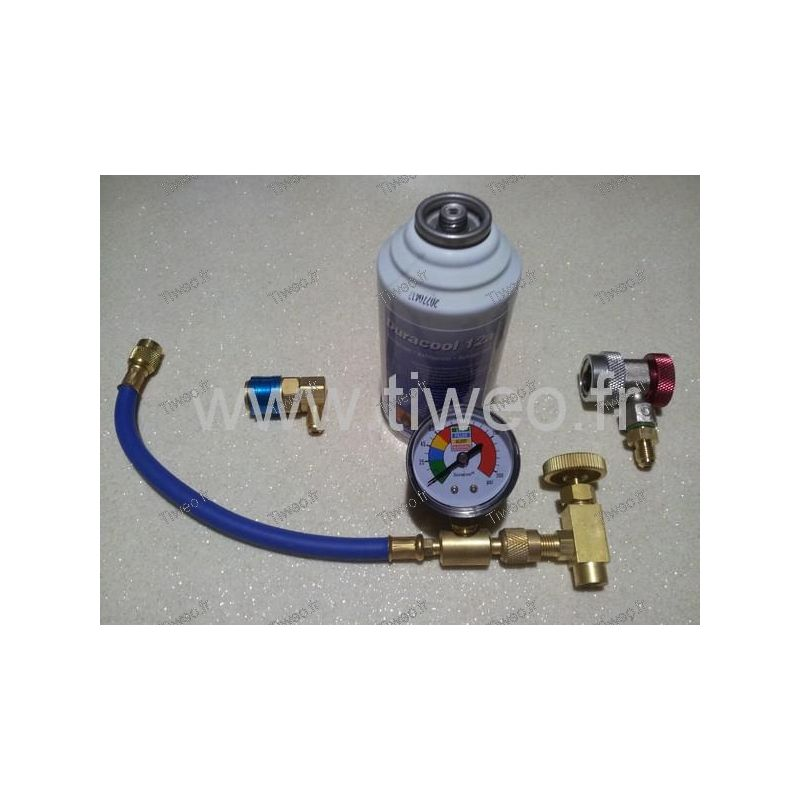 Kit recharge gaz r134a