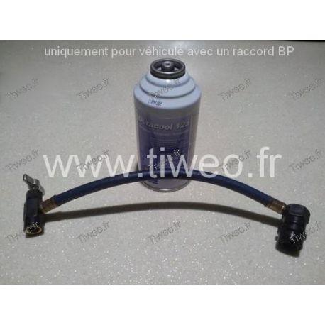 kit de recarga de ar condicionado r134a r12 eco