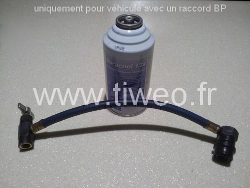 recarga aire acondicionado r134a r12 eco Kit