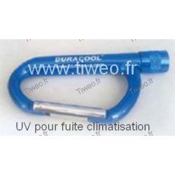 Lampe-Nachweisvon Leck-Klimaanlage