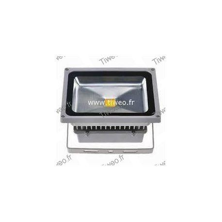 Leistungsstarkes 30W warmweißes LED-Flutlicht