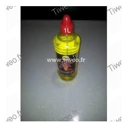 Gel de lareira bio etanol