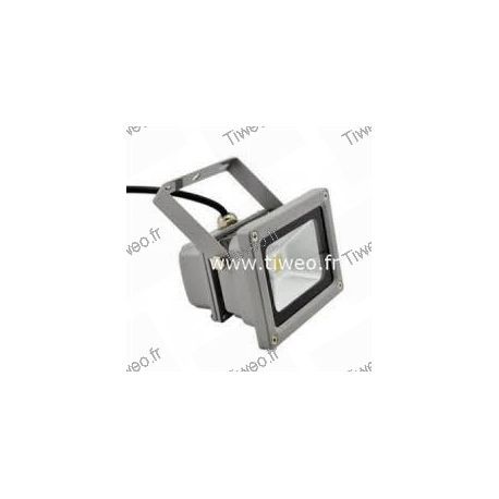 10W warm white led projector