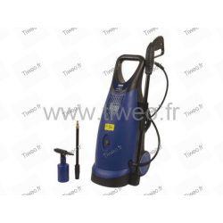135 bar högtryckstvätt med turbolans