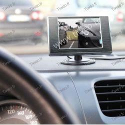 Caméra de recul et écran couleur