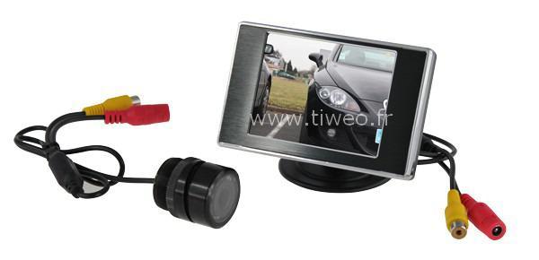 Revés de câmera para automóvel espelho retrovisor