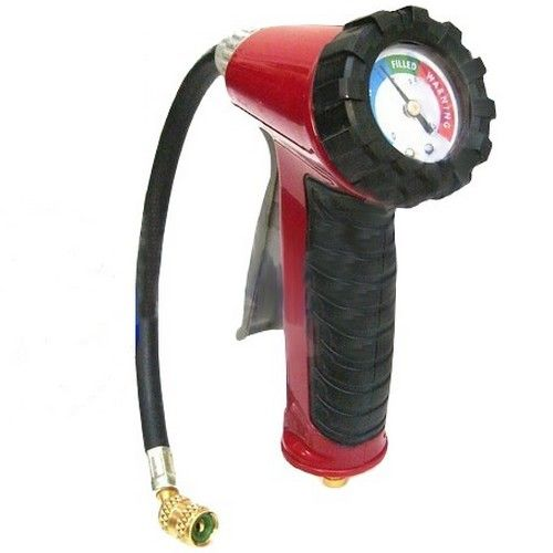 Handle charging for gas R407 and 407c