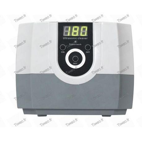Nettoyeur à ultrasons 600ml pas cher version 50w