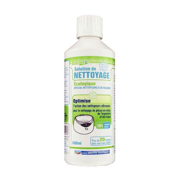Líquido concentrado para líquido de limpeza ultra-sônico