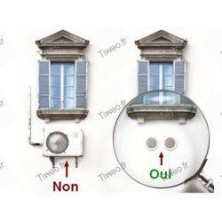 Klimaanlage ohne Außengerät