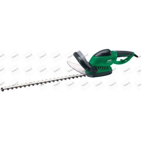 Cortasetos eléctrico 60 cm potencia 600w