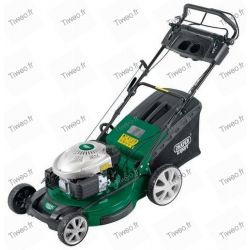 Mowers heat 4.9 HP for 450m2