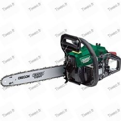Gasoline-powered saws 450 mm with a power of 45cc