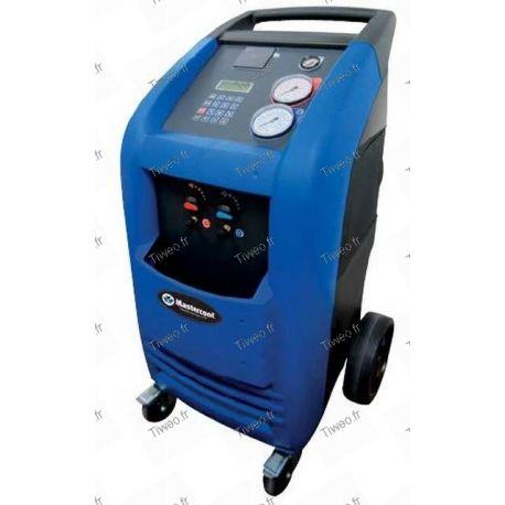 Station de récupération, recyclage, recharge climatisation