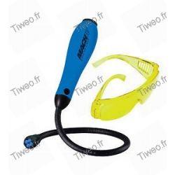 Lámpara de detección de fugas UV flexible aire acondicionado