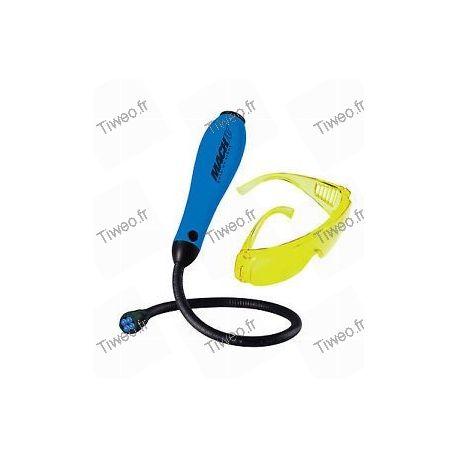 Lâmpada de detecção de vazamento de ar condicionado UV flexível