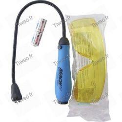 UV lamp flexible leak detection air conditioning