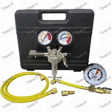 Kit de presurización de aire acondicionado