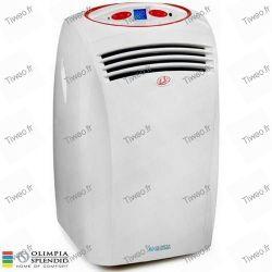 Condicionador de ar portátil reversível + + 10000BTU
