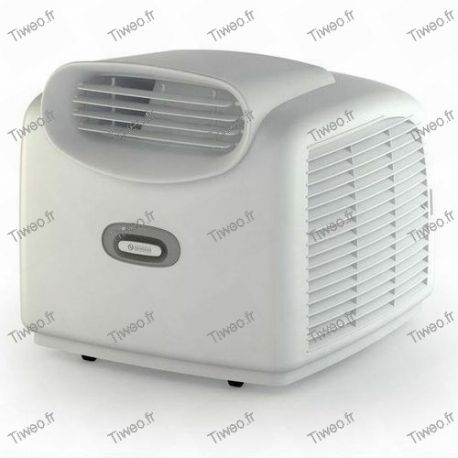 Acondicionador de aire portátil reversible ++ 10000BTU