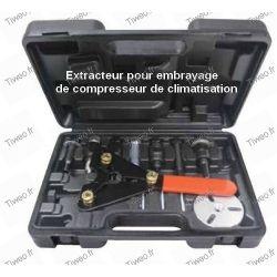 Luftkonditionering kopplings avdragare Kit