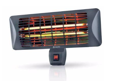 Exterior interior protegido aquecimento infravermelho