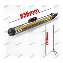 Infrared heating with tripod 1800W