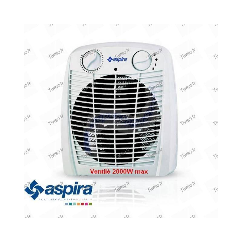 chauffage d appoint soufflant 2000w radiateur soufflant pas cher