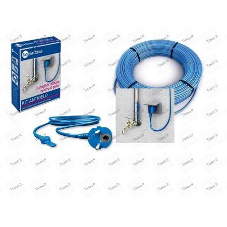 cable de 2 M con anticongelante termostato