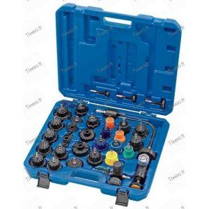 Head gasket leak detector