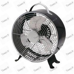 Vintage retro ventilador